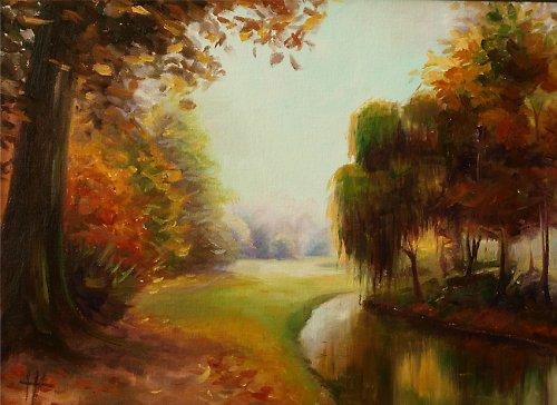 Podzimní Krásný Dvůr