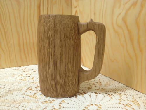 dřevěný korbel skládaný LE05-37