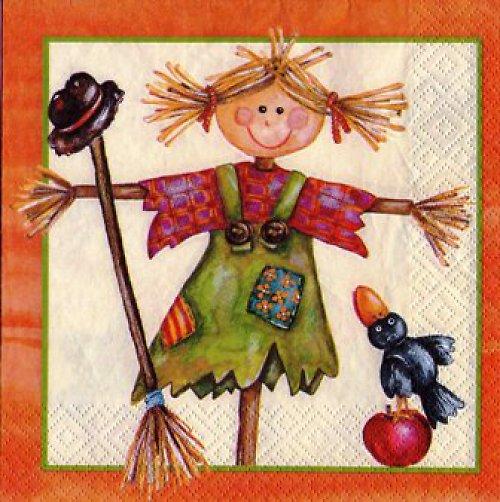 ubrousek - Malá čarodejnice