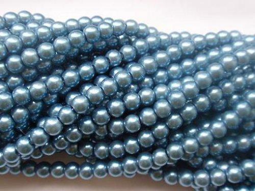 Korálky voskované č. 15 - 10 mm