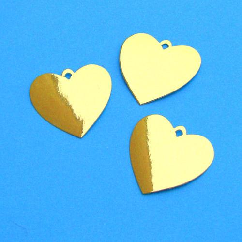 Tři srdíčka (visačky)