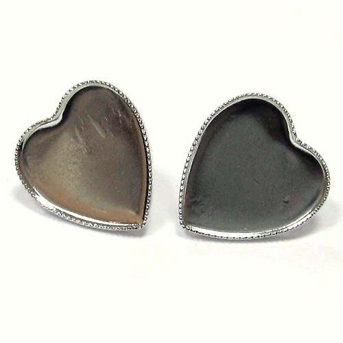 Srdce i s puzetou - 1 pár