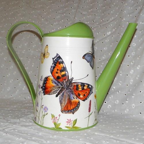 Motýlková konvička II