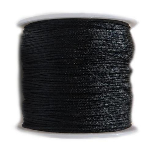 Nylonová šňůrka pr.0,8mm (45m) - black