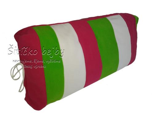 Polštář Kolorka na čelo postele