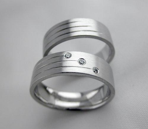 Snubní prsteny č. 32