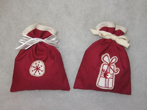 pytlíček  s vůní vánočního punče