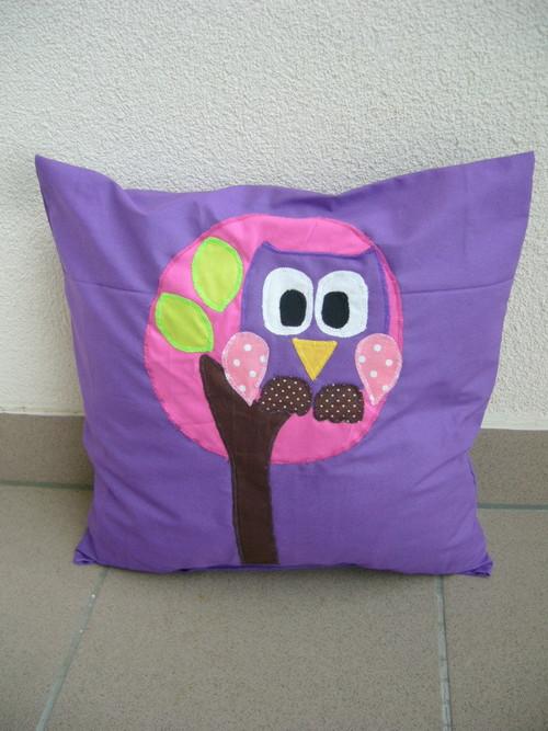 Povlak fialový (sova strom)