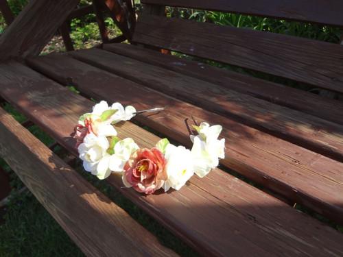 Čelenka z růží