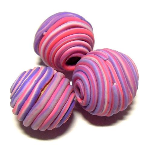 Tornádo - pink lilac - 14 mm