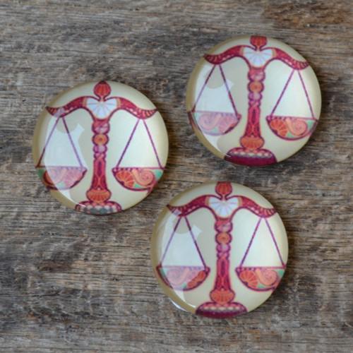 kabošon-znamení 2 cm