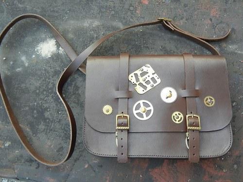 Steampunková taška