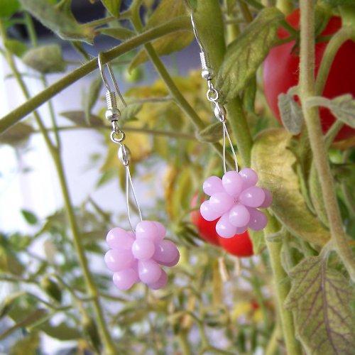 Růžovo fialoví ježci nepícháčci