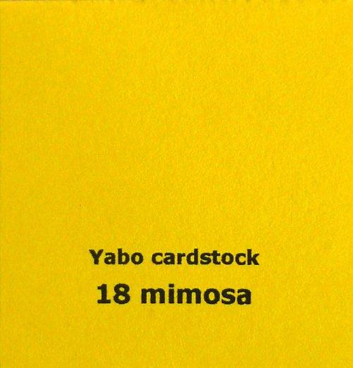Čtvrtka Yabo - Mimosa