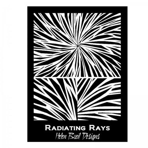 Textura Helen Breil / Radiating Rays