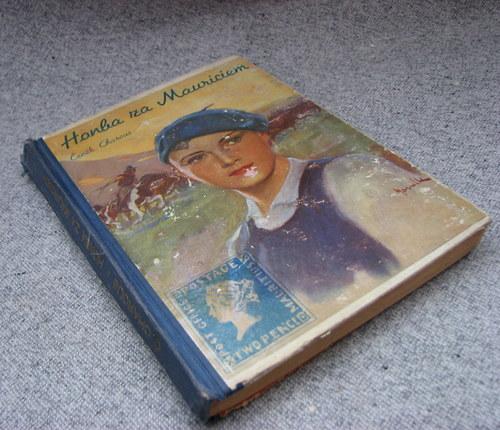 Honba za Mauriciem, V Šeba, il. F. Horník, 1937