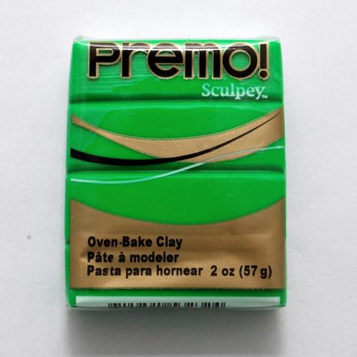 PREMO / Zelená (5323)