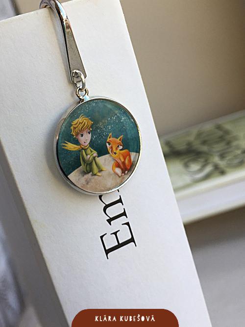 Malý princ -  záložka do knihy
