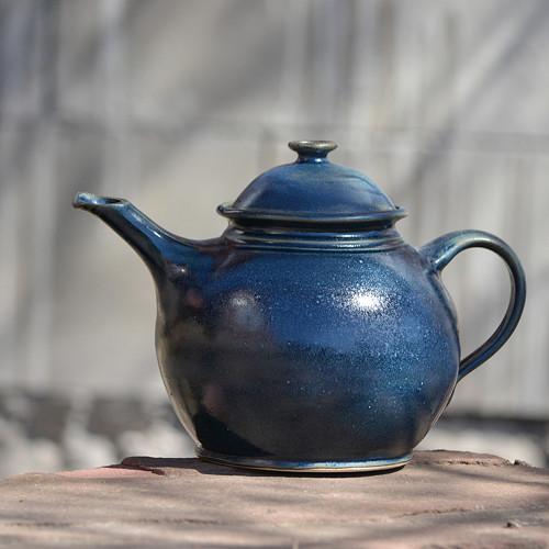 Čajová konvice Buclatá 2 l - Z hlubin Země