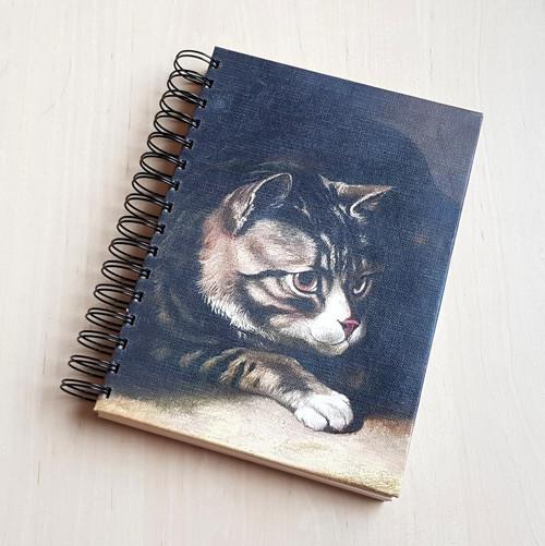 Přichází za tmy, zápisník