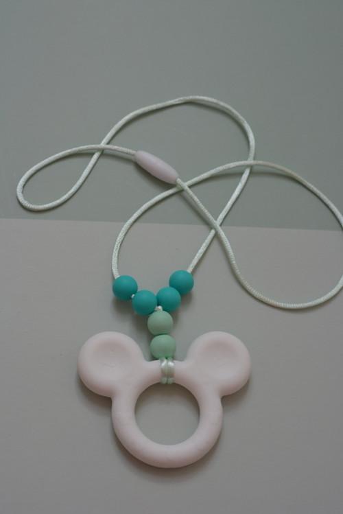 Kojící korále s Mickey Mousem
