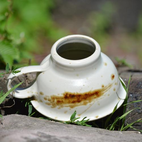 Kameninový trychtýř na marmeládu - Vůně kávy