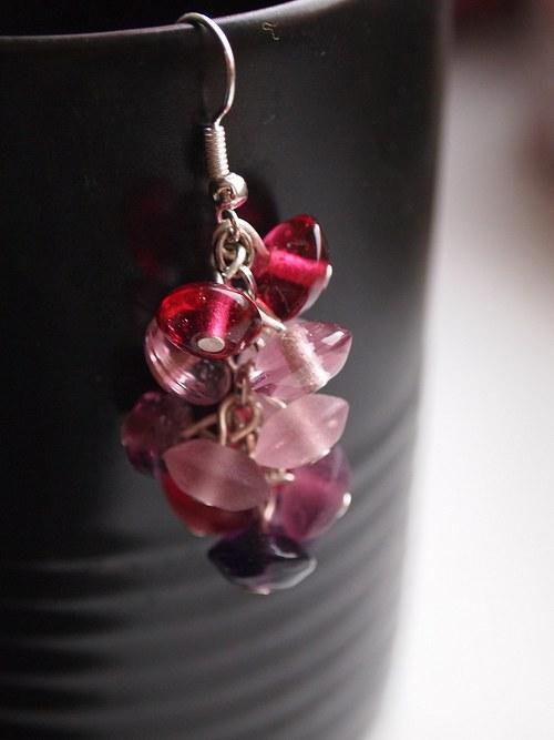 Růžový hrozen
