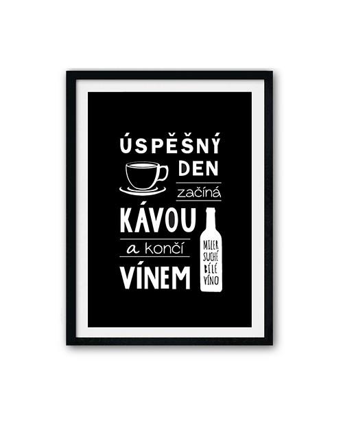Kafe a víno