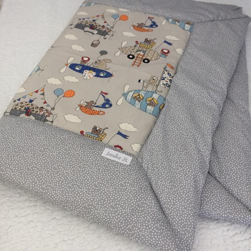 Dětská deka LODĚ