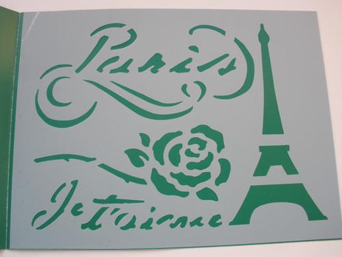 Šablona Paris