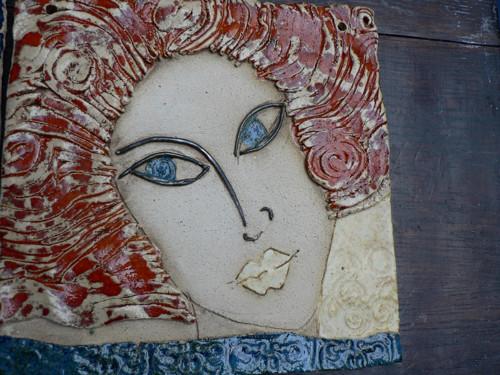 Keramika, Kachel Dvojčata I.