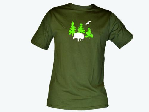 Myslivecké - tričko