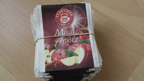 100ks sáčku Teekane Magic apple