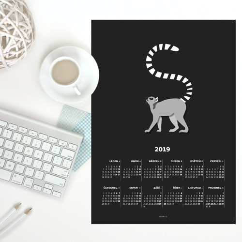Kalendář 2019 - Lucián