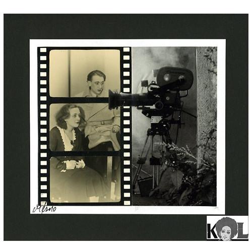 Noční filmování (14,5x15,5cm)