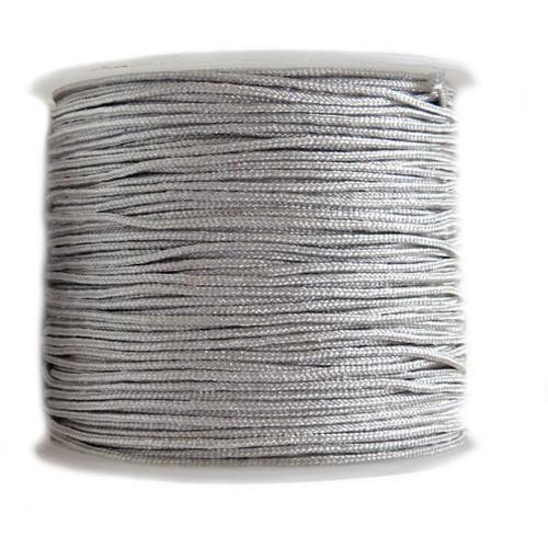 Nylonová šňůrka pr.0,8mm (45m) - grey