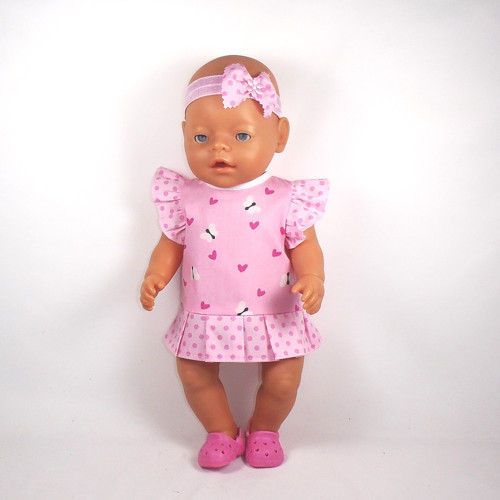 oblečky pro Baby Born 43cm