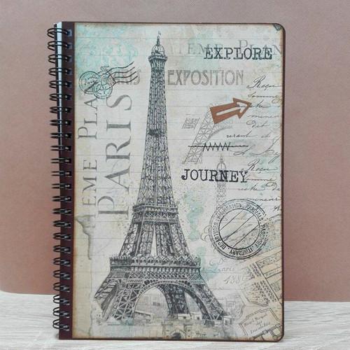 Cestovní zápisník A5
