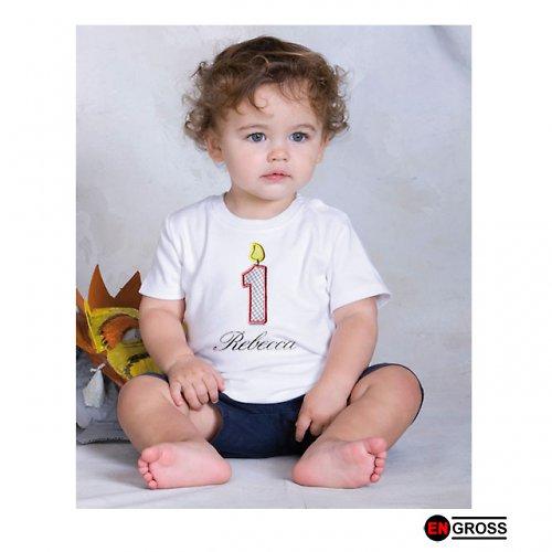 Narozeninové tričko se jménem vašeho dítěte