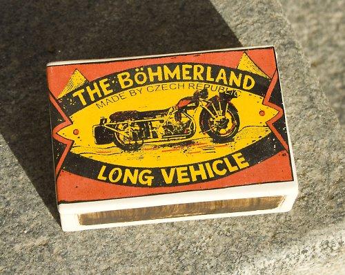 Krabička Long Vehicle