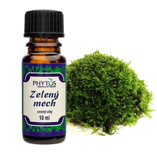 Zelený mech - vonný olej 10 ml