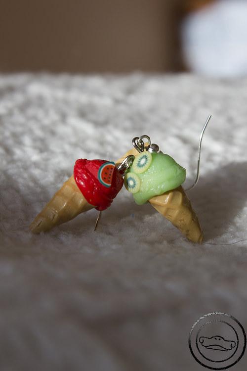 Melounové osvěžení s kapkou kiwi!