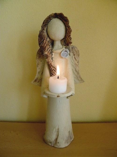 Mám světlo v duši.....