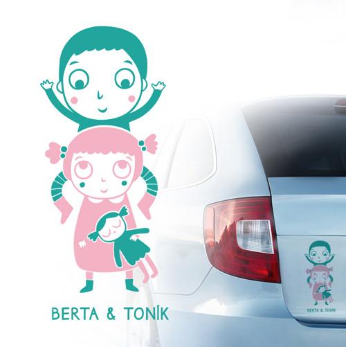 Berta a Toník