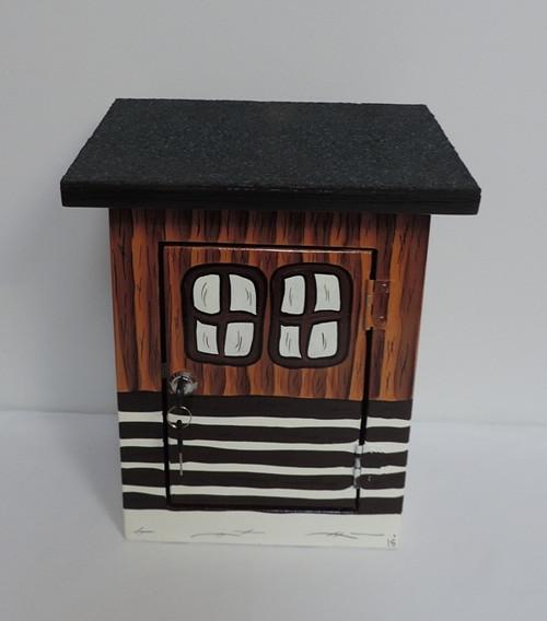 Poštovní schránka -Roubenka