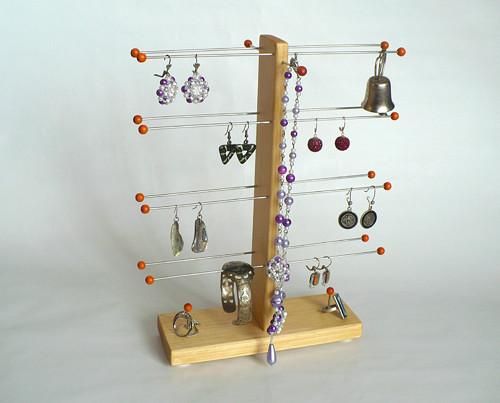 Maxi stojánek na šperky - varianta XIII.*