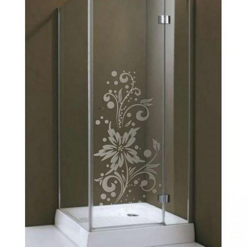 (826g) Nálepka na sprchovací kút