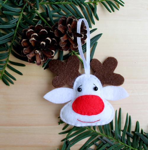 Vánoční ozdoba - sob