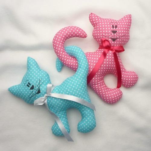 Kočičí DVOJČÁTKA roztomilá