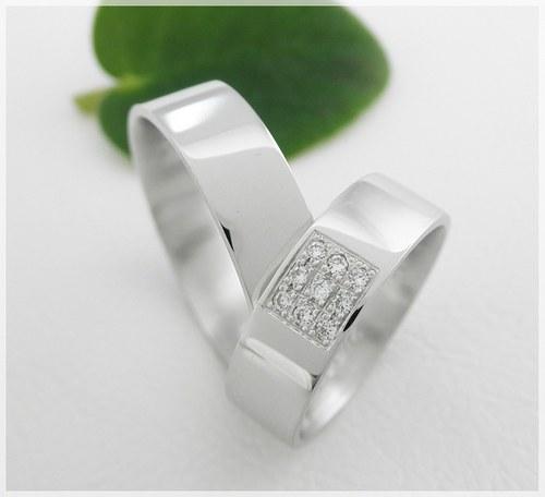 Snubní prsteny č. 55